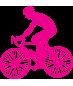 Pink Icon Bike